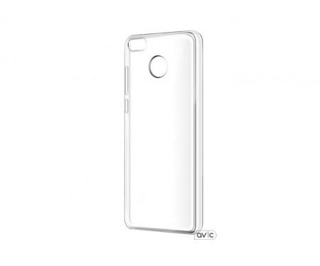Силиконовый чехол Inavi SIMPLE COLOR Xiaomi Redmi 4X (прозрачный)