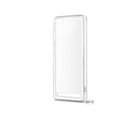 Силиконовый чехол Inavi SIMPLE COLOR Xiaomi Redmi 5A (прозрачный)