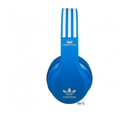 Monster Adidas Originals Over-Ear Blue