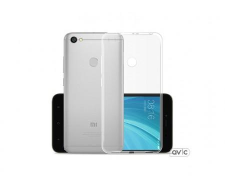 Чехол силиконовый для Xiaomi Redmi 5A матовый