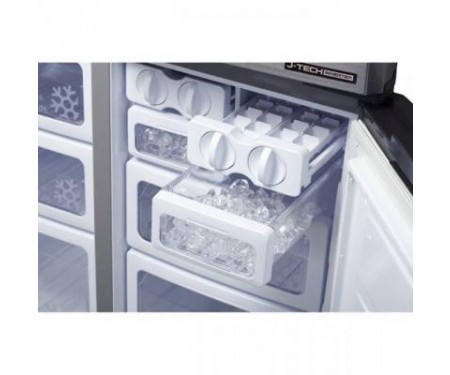 Холодильник Sharp SJ-EX820FBE