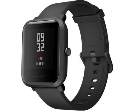 Смарт-часы Amazfit Bip Lite Youth Smart Watch Black