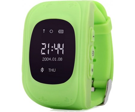 Смарт-часы UWatch Q50 Kid smart watch Green