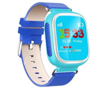 Смарт-часы UWatch Q80 Kid smart watch Blue