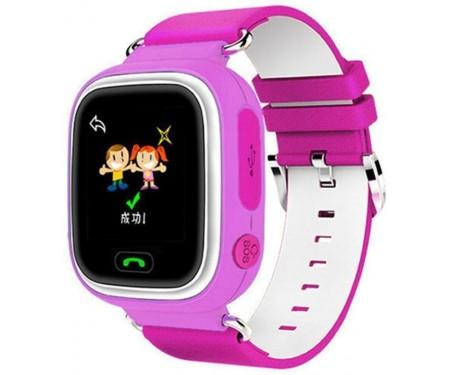 Смарт-часы UWatch Q90 Kid smart watch Pink