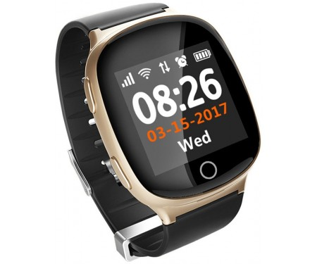 Смарт-часы UWatch D100 Gold