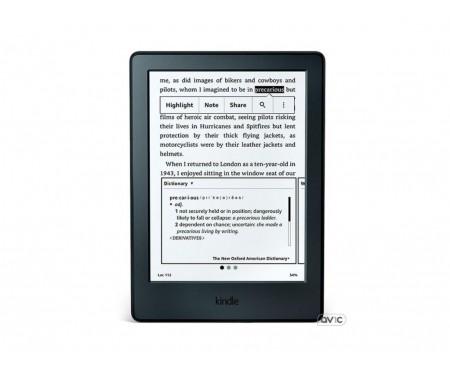 Amazon Kindle 6 2016 (Black)