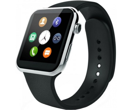 Смарт-часы UWatch Smart A9 Pulse Silver