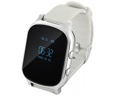 Смарт-часы UWatch T58 Silver