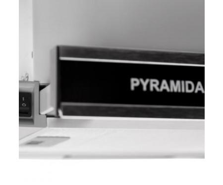 Вытяжка Pyramida TL 60 G IX BL