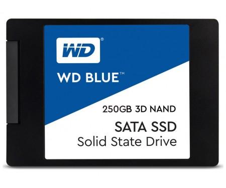 SSD накопитель WD SSD Blue 250 GB (WDS250G2B0A)