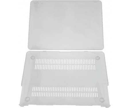 Чехол-накладка TOTO PC Case Apple Macbook Air 13 (2016) Clear