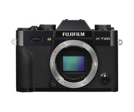 фотоаппарат Fujifilm X-T20 body Black