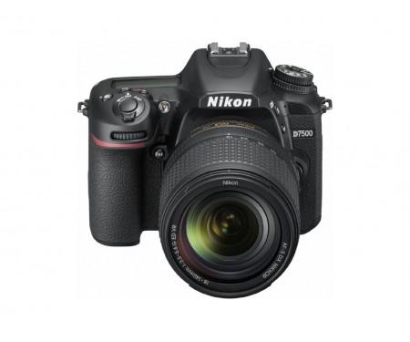 фотоаппарат Nikon D7500 + 18-140VR