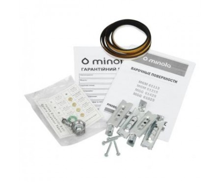 Варочная поверхность MINOLA MGG 61025 BL