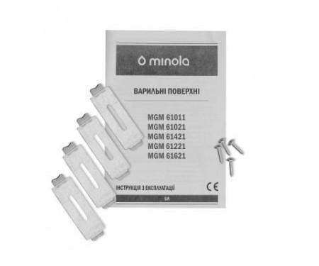 Варочная поверхность MINOLA MGM 61421 BL