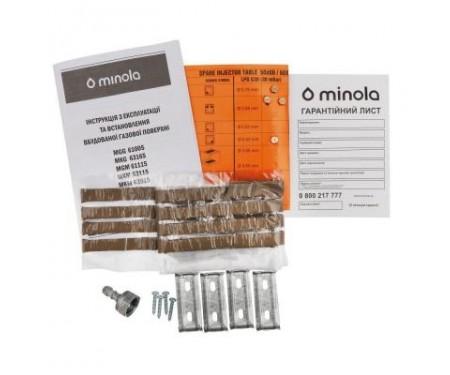 Варочная поверхность MINOLA MKM 63515 BL