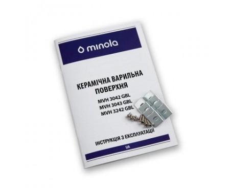 Варочная поверхность MINOLA MVH 3042 GBL