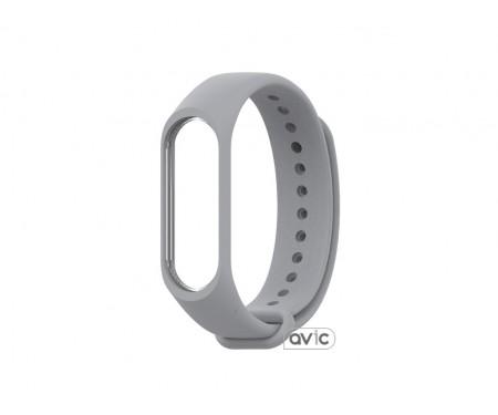 Ремешок Xiaomi для браслета Xiaomi Mi Band 3 Gray
