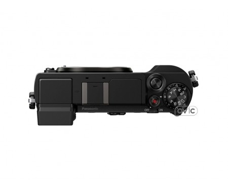 Фотоаппарат Panasonic DC-GX9 Body Black (DC-GX9EE-K)