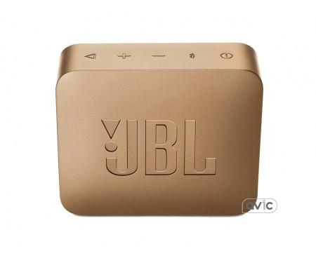 Колонка JBL GO 2 (JBLGO2CHAMPAGNE)