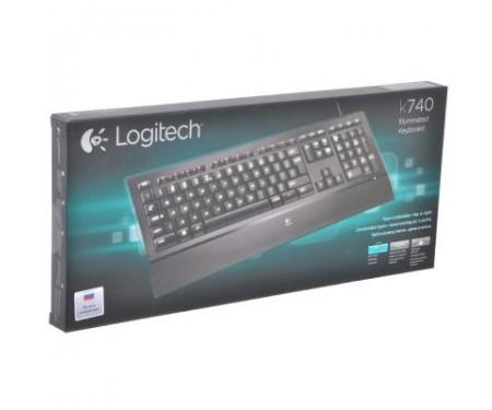 Клавиатура Logitech Illuminated Keyboard K740 (920-005695)