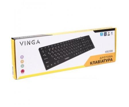 Клавиатура Vinga KB820BK