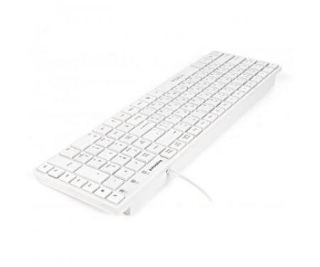 Клавиатура Vinga KB820White