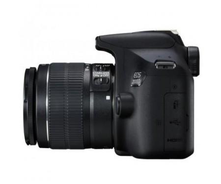 Фотоаппарат Canon EOS 2000D 18-55 IS II kit + сумка + SD 16GB (2728C015)