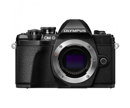 Фотоаппарат Olympus E-M10 mark III Body black (V207070BE000)