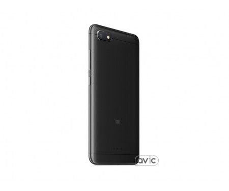 Xiaomi Redmi 6A 2/32GB Black