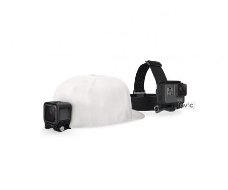 Крепление GoPro Head Strap+QuickClip (ACHOM-001)