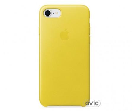 Чехол для смартфона Apple iPhone 8/7 Leather Case-Spring Yellow