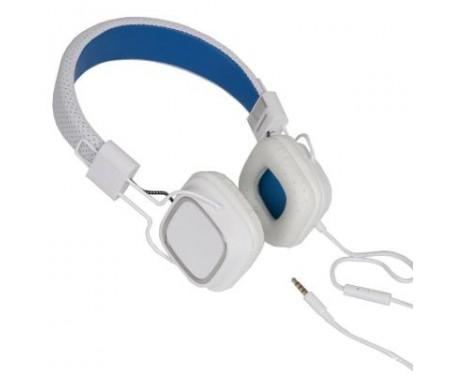 Наушники Gemix Clarks white-blue