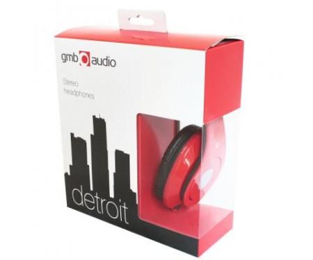 Наушники gmb audio MHS-DTW Red (MHS-DTW-R)