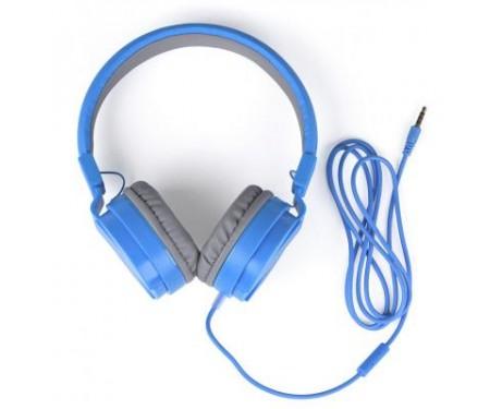 Наушники Vinga HSM035 Blue New Mobile (HSM035BL)