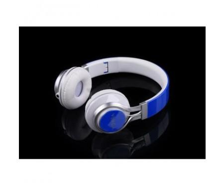 Наушники Vinga HSM040 White/Blue (HSM040WB)