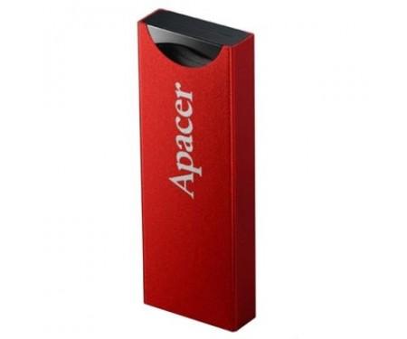 Флешка 16GB AH133 Red RP USB2.0 Apacer (AP16GAH133R-1)
