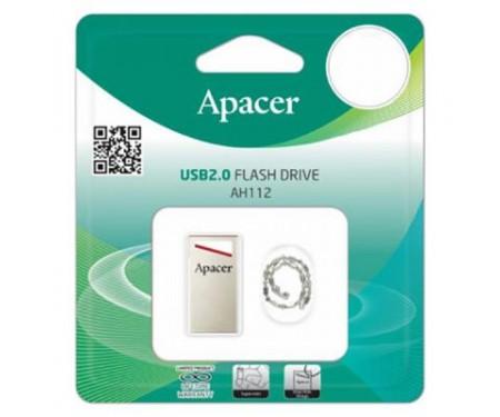 Флешка Apacer 16GB AH112 USB 2.0 (AP16GAH112R-1)