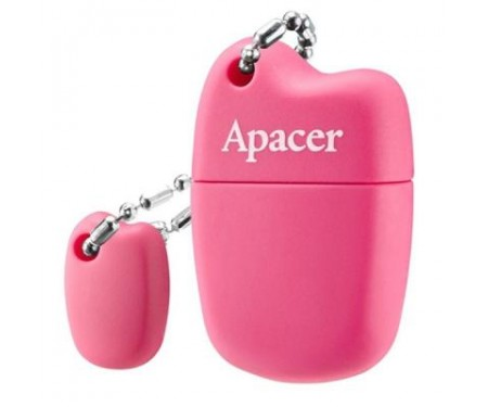Флешка Apacer 32GB AH118 Pink USB 2.0 (AP32GAH118P-1)