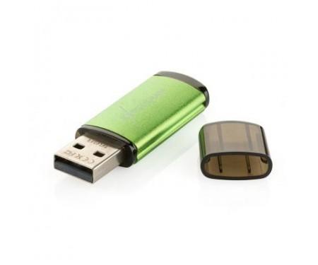 Флешка eXceleram 16GB A3 Series Green USB 3.1 Gen 1 (EXA3U3GR16)