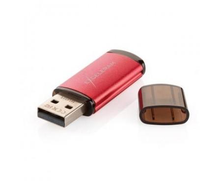 Флешка eXceleram 16GB A3 Series Red USB 3.1 Gen 1 (EXA3U3RE16)