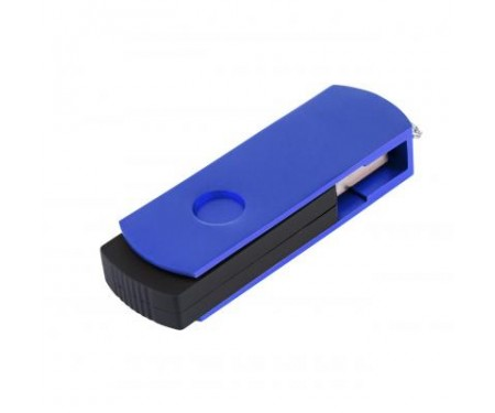 Флешка eXceleram 16GB P2 Series Blue/Black USB 2.0 (EXP2U2BLB16)