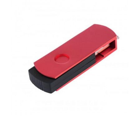 Флешка eXceleram 16GB P2 Series Red/Black USB 3.1 Gen 1 (EXP2U3REB16)