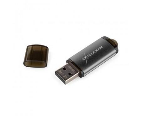 Флешка eXceleram 32GB A3 Series Black USB 3.1 Gen 1 (EXA3U3B32)