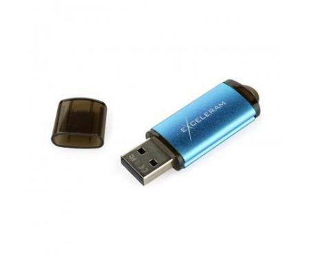 Флешка eXceleram 32GB A3 Series Blue USB 2.0 (EXA3U2BL32)