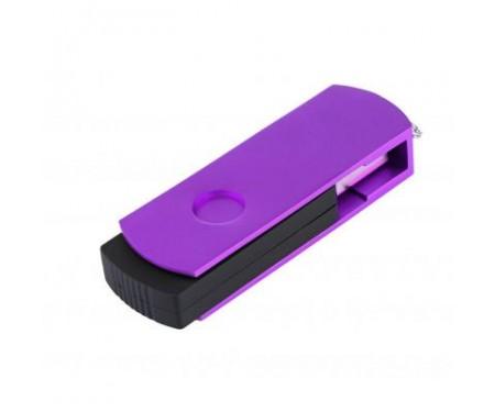 Флешка eXceleram 64GB P2 Series Grape/Black USB 2.0 (EXP2U2GPB64)