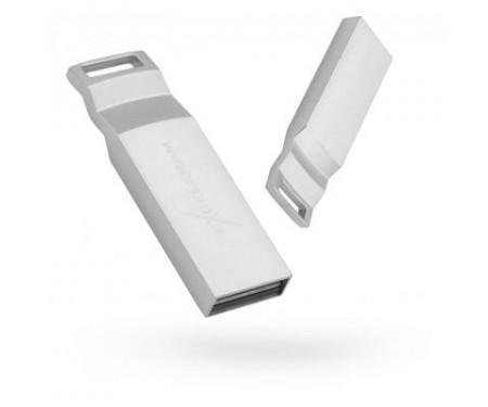 Флешка eXceleram 64GB U2 Series Silver USB 2.0 (EXP2U2U2S64)