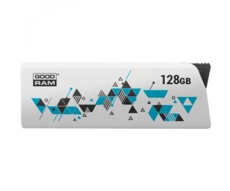 Флешка Goodram 128GB UCL2 Click White USB 2.0 (UCL2-1280W0R11)