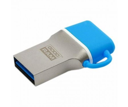 Флешка Goodram 16GB ODD3 Dual Drive Blue USB 3.0 Type C (ODD3-0160B0R11)